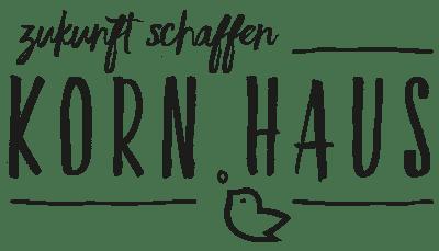 logo vom korn.haus - zukunft schaffen